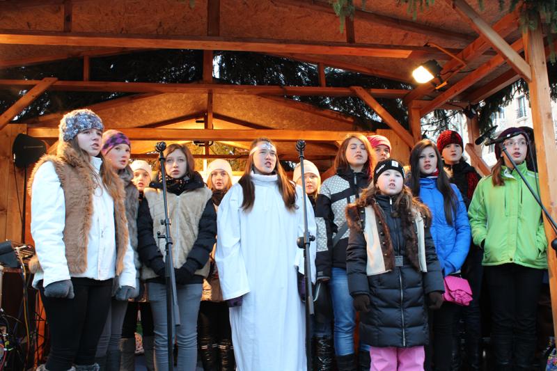 Pozvánka na vánoční koncerty 2015